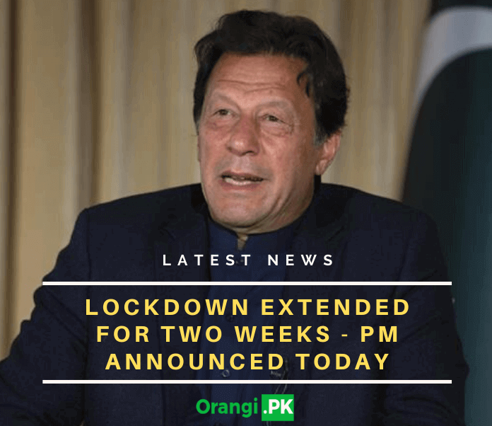 Lockdown Extended For Two Weeks - PM Announced Today
